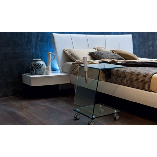 Kristall bed by Silenia